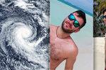 Ztracený a Callta v ohrožení života: Řítí se na ně hurikán!
