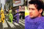 Tinky Winky z Teletubbies zemřel hrozivou smrtí: Herec umrzl na ulici!