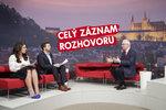"""Drahoš přitvrdil: """"Zeman je politik mafiánských struktur. Není schopen vést stát"""""""