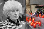 Nejslavnější žižkovská rodačka: Olga Havlová (†62) pomáhala tam, kde bylo třeba. Zemřela před 25 lety