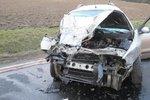 Cizinec v noci boural v Plzni: Auto, ve kterém jel, bylo asi kradené