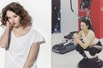 Hvězda Tváře a Ordinace Kohoutová: Mění život a dává si do těla!