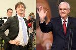 Drahoš založí stranu a Hilšer zamíří do Senátu? Hradní kandidáti chtějí zůstat v politice