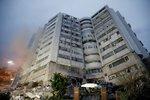 Zemětřesení na Tchaj-wanu zranilo i Čechy. A den poté přišlo další