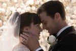 50 odstínů má premiéru už dnes: Těšte se na svatbu, spoustu sexu a strachu o život!