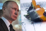 Rusové potvrdili: Všichni z letadla zemřeli. Putinovi již kondoloval Kiska, Zeman se chystá
