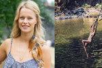 Helena Houdová má ráda adrenalin: Dovádění na liáně!
