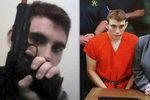 Nikolas postřílel na Floridě 17 lidí. Za masakr na škole mu hrozí trest smrti