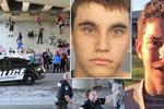 """""""Vypadni odsud!"""" Student vyrušil vraha 17 lidí při nabíjení, dostal milost"""