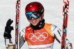 ZÁZRAK na ZOH v lyžařském Super-G: Ester Ledecká šokovala svět zlatem!