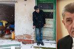 Fotograf celebrit pobodal svého milence: Ten skončil bez domova v ruině Andreje Babiše!