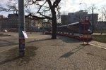 Mezi výstavištěm a nádražím v Holešovicích nepojedou tramvaje. Omezení potrvá týden