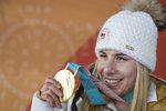 Ledecká má další zlato! Které další Češky letos uspěly na olympiádě?