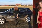 Inna Puhajková měla autonehodu: A zase ty letní gumy, dobírají si ji