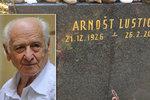 Okolí synagogy na Palmovce má nést jméno Arnošta Lustiga. Změna se chystá do léta