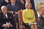 Přiletí Zemanovi na inauguraci milovaná Kačenka? Víme, co jí může zhatit plány
