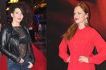 Celebrity vyrazily na Rudou volavku: Vyprsená Decastelo, Geislerová v dráždivě červené