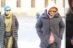 """Orlando Bloom a Katy Perry v Praze: """"Podojili"""" bankomat a vyrazili si užívat"""