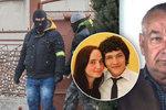 Stopa 'Ndranghety v Česku: Policie v Praze zadržela jednoho z bossů mafiánské skupiny