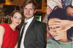 Berenika Kohoutová po rozchodu s manželem: Chlubila se miminkem!