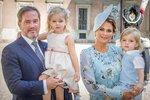 Královská rodina se raduje: Narodila se malá princeznička!