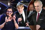 Řev na Lvech kvůli ČT: 370 umělců proti Zemanovi, co na to Ovčáček?