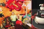 Upír Marian Vojtko slavil 45: Dostal dort s chybou!