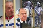 Lavrov v kauze otráveného agenta obvinil Londýn: Štve spojence proti Rusku