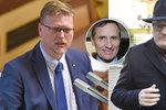 Exministr Herman chce do Senátu, stejně jako Bělobrádek. Čunek bude obhajovat
