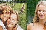 Helena Houdová sama učí děti místo školy: Názorná ukázka klokanů v Austrálii!