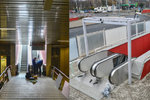 Kontroverzní eskalátory na Veleslavíně se konečně rozjedou. Lidé se na nich svezou příští pátek