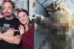 Smutná Kristýna Leichtová: Zastřelili jí rodinného mazlíčka!