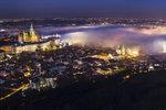 Březnová zima v Praze: Připravme se na mrazivá rána, oteplení přijde koncem týdne