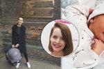Zprávařka z Primy Gabriela Lašková se konečně pochlubila: První FOTO syna!