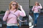 Styl podle celebrit: Reese Witherspoon v růžové