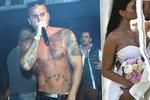 Rapper s cejchem kriminálníka Leo Beránek zmizel! Manželství s pornohvězdou v troskách