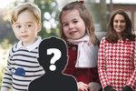 Třetí dítě Williama a Kate bude pojmenované po fotbalistovi! Proč?!