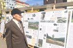 Za války mu nacisté zabili rodiče i sestru. Dnes je Artúr (93) rád, že si jejich památku připomínají i druzí
