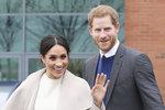 Unikl tajný rozpočet svatby Harryho a Meghan: Z té sumy jde hlava kolem
