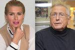 Olga Menzelová prolomila mlčení o stavu Jiřího: Je to vážné, připustila