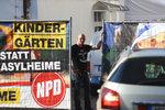 Z městečka pár kilometrů od Čech se stalo nejstřeženější místo Německa