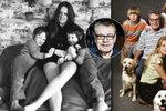 Miloš Forman (✝86): Dokonalý režisér, dokonalý zploditel! Mohou za dvojčata silné geny?