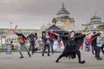 Mezinárodní den tance před Výstavištěm: Pražané vytvoří trsající dav