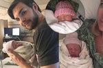 Diana Kobzanová porodila! Dcera přišla na svět tisíce kilometrů od domova