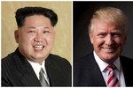 """Trump varuje Kima: """"Buď přistoupí na naše podmínky, nebo skončí jako Kaddáfí."""""""