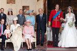 Slavnostní okamžik pro královský pár! William a Kate slaví sedmé výročí svatby