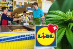 Lidl prodává marihuanu: V supermarketu lze koupit levnou i dražší trávu