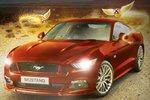 V páteční Sportce čeká na sázející nadupaný Ford Mustang