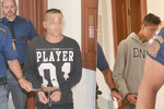 Kluci (17) měli na Plzeňsku oloupit a ukopat Ukrajince: Hrozí jim devět let ve vězení