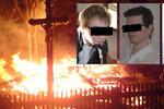 Roční výročí vypálení kostelíka v Gutech: Nový se nestaví! Církev má problém